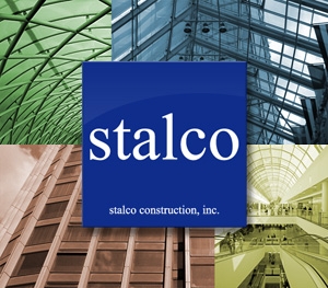 Stalco Construction, Inc. Tradeshow Backdrop